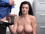 Beckys MILF pussy pounded hard and deep