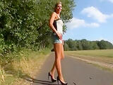 Best Homemade video with Softcore, Outdoor scenes