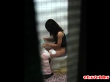 asian voyeur in toilet