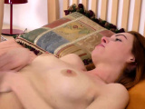 Amy Ledenez gets pussy pounded after a massage