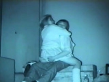 More Japanese nightvision couples at it on a bench