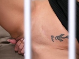 LAW4k. Hot whore is busted with a client and brought