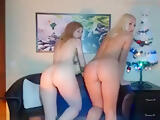 Erica_elison - Naked with another blonde