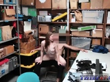 Caught squirting at work and female police officer