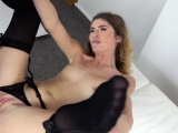 Fake Agent Casting couch fuck and massive facial
