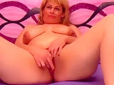 Private show with russian curvy webcam model Rennee