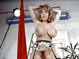 SELF CONTROL - vintage British big tits strip dance
