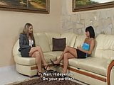 Miranda interviewed for hard caning.