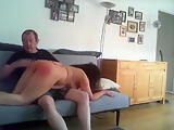 Spanking a cheating wife (part 2)