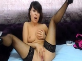 Sexually Bold Performance By A Piquant Vixen Live
