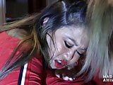 Cheating Asian wife Pounded