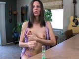 Delicious Lady Masturbate In Front Of Cam at
