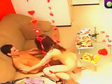 Hot fuck with hidden camera on webcam 1