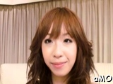 Sexual japanese cutie sucking peniss like a real pro