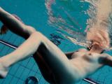 Hot underwater babe Lera from Russia