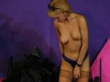Casting for a mature blonde