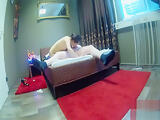 Euro couple caught by motels hidden cam